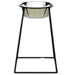 Tall Pyramid Elevated Dog Feeder