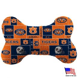 Auburn Tigers Plush Bone Toy (Option: Small)
