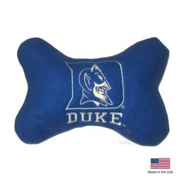Duke Blue Devils Plush Bone Toy (Option: Small)
