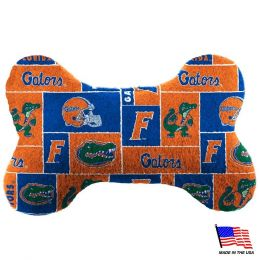 Florida Gators Plush Bone Toy (Option: Small)