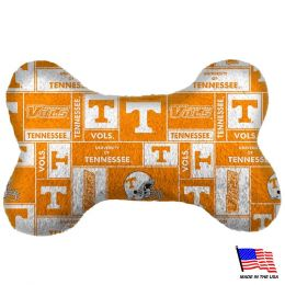 Tennessee Vols Plush Bone Toy (Option: Small)