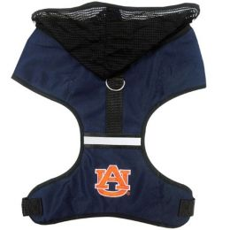 Auburn Tigers Pet Hoodie Harness (Option: Small)
