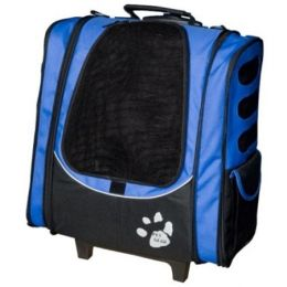 I-GO2 Escort Pet Carrier (Color: Ocean Blue)