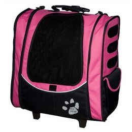 I-GO2 Escort Pet Carrier (Color: Pink)