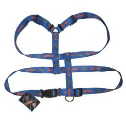 Florida Gators Dog Harness (Option: Medium)