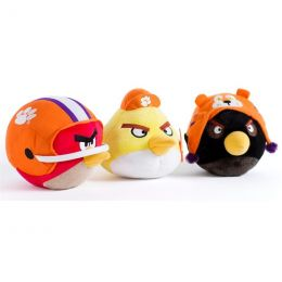 Clemson Tigers Angry Birds (Option: Yellow)