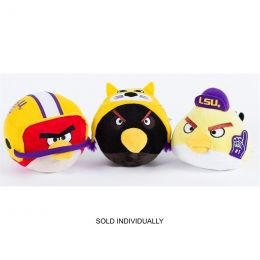 LSU Tigers Angry Birds (Option: Yellow)