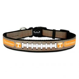 Tennessee Vols Reflective Football Pet Collar (Option: Toy)